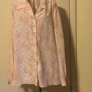 Claudia Richards blouse, 22W, perfect condition